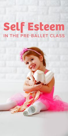 Self-esteem is the internalizing of who and what you are. Find out why it is so essential to each of your ballet students. Ballet Class, Dance Class, Teach Dance, School Dances, Pre School, Self Esteem, Students, Teaching, Studio