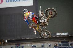 Eli Tomac Supercross 2014- San Diego