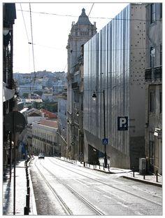 Barragon - Lisboa - Calçada do Combro