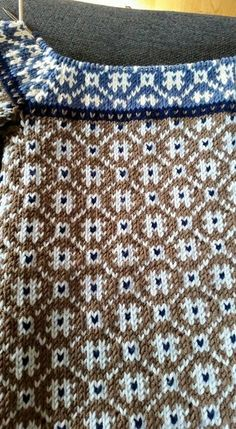 beautiful pattern inspiration for knitwear