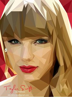 Like Taylor Swift on Behance