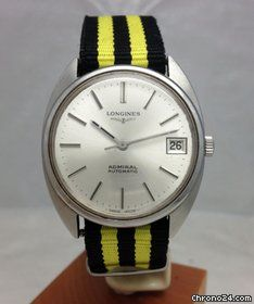 Longines ADMIRAL vintage Automatic Men's 5 stars date
