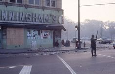 vintage everyday: 1967 Detroit Riot