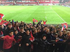 Last evening, 191 students and staff help roar Munster to victory over the Maori All Blacks in another historic night at Thomond Park!