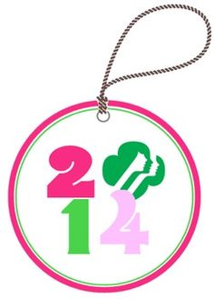 2014 Girl Scout Year Tags - free