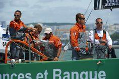 Lisbon In-Port race by Yvan Zedda