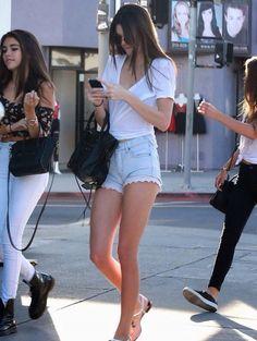 Kendall Jenner, look verão