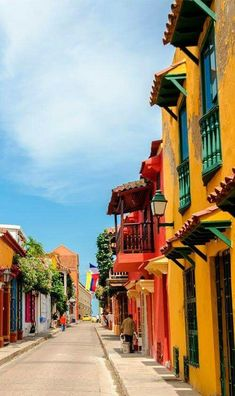 Colombia:Cartagena is one of the most popular destinations in the Colombian travel circuit South America Destinations, South America Travel, Backpacking South America, Columbia South America, The Places Youll Go, Places To See, Places To Travel, Travel Destinations, Africa Destinations