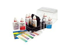 Pet API Freshwater Master Test Kit, includes laminated color card, 4 test tubes and holding tray Supply Store/Shop >>> Click image for more details.