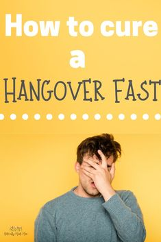 How to use natural remedies to cure a hangover the next morning. 5 natural remedies that get rid of headaches and nausea from hangovers quickly. Best Thing For Hangover, Get Rid Of Hangover, Hangover Help, Best Hangover Cure, Headache Cure, Hangover Food, Hangover Nausea Cure, What Helps Hangovers, Weights