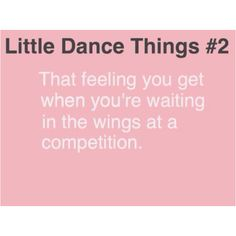 Little dance things @Kristina Johnson when Katie started screaming before it was time to at Nationals :)