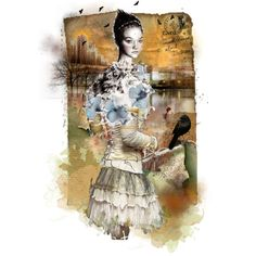 The Return, by JustJo (Polyvore)