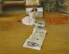 William Merritt Chase (1849–1916), Shinnecock Studio Interior, 1892. Pastel On Paper Mounted On Canvas, 16 x 20in., 40.6 x 50.8cm. Terra Foundation for American Art, Daniel J. Terra Collection, 1992.5.