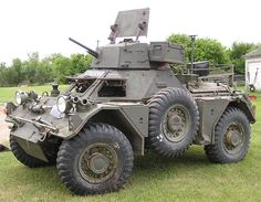 Ferret Armored Scout Car