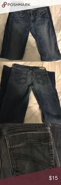 Dylan George medium wash jeans Perfect condition aside from being slightly worn from washing. Stitching on the back pockets is a bit worn, but otherwise perfect.  Adds to a distressed look! Thank you for looking!  Next day shipping excluding holidays I offer a 20%  bundle discount for 2+ items I do not trade! Thank you for shopping and feel free to ask any questions! Dylan George Jeans Skinny