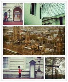 Setting- LONDON