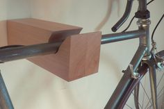 Bike hanger by Arborele on Etsy