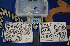 Easy and Cheap Ways to Work with Sight Words Incredible K Kids: Daily 5 Word Work