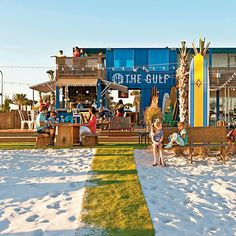 The Gulf Restaurant • Orange Beach