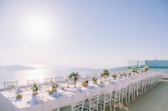 Santorini Wedding | Photography by George Pahountis