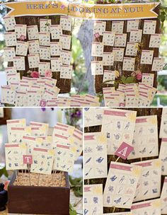 Real Wedding: Jami + Eric's Botanical Garden Wedding Wedding Bingo, Wedding Prep, Wedding Games, Wedding Planner, Reception Games, Reception Decorations, Reception Seating, Botanical Gardens Wedding, Garden Wedding