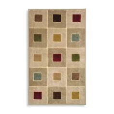 Tiles Accent Rug - BedBathandBeyond.com  $15.00