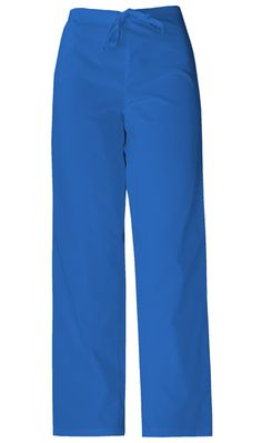 Dickies Unisex Draw String Pant, full drawstring pant, one back pocket. $14.99 Comes in almost all Dickies colors (not all colors carried at Scrubtastic, but all can be ordered at no extra cost)