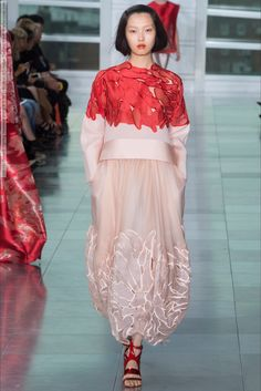 Antonio Berardi (Spring-Summer 2015) R-T-W Collection at London Fashion Week  #AgneKonciute #AntonioBerardi #CassivandenDungen #CindyBruna #DashaDenisenko #ElisabethErm #GeorgiaHilmer #IanaGodnia #JingWen #JoMolenaar #KaiNewman #LienePodina #London #ManuelaFrey #MariahMorrison #MartaPlaczek #MinaCvetkovic #OliviaDavid #SungHee #TabithaPernar #TayaErmoshkina #WaleskaGorczevski #YuliaMusieichuk #YumiLambert #ZoeHuxford