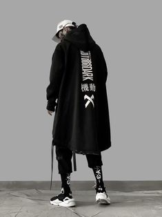 Amyhry Fashion StreetWear: an exclusive selection of Women's and Men's StreetWear, Shoes, Accessories. Mode Cyberpunk, Cyberpunk Clothes, Cyberpunk Fashion, Mode Streetwear, Streetwear Fashion, Men Street, Street Wear, Street Goth, Mens Fashion