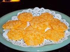 Straws, Cheese and Cheese straws on Pinterest
