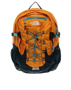The North Face Borealis Backpack in Orange for Men | Lyst
