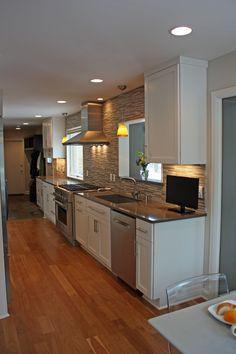 Kitchen designed by Matthew Krier of Design Group Three in Whitefish Bay Wisconsin.