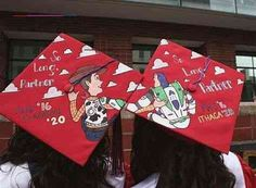 45+ Best Graduation Cap Ideas for 2020 Grads | Shutterfly - #graduationcapdesigns - These graduation cap ideas will help you create a DIY design that shows off your unique accomplishments and assures you'll graduate in style...
