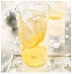 Create your own Zesty Lemonade that is extremely refreshing. Best served fresh immediately. Eat Smarter, Pint Glass, Voss Bottle, Natural, Lemonade, Nom Nom, Pineapple, Sugar, Fruit