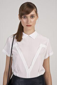 ,the white shirt