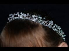 Tiara Making Tutorial: Learn how to make tiaras, a specialised area of jewelry making - Part One - YouTube