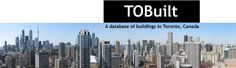 TOBuilt: A Database of Buildings in Toronto, Canada
