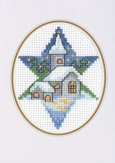 Julies Cross Stitch, Stitching and Needlework Supplies - Fabric-Patterns-Kits-Threads, Affordable Shipping! Cross Stitch Christmas Cards, Xmas Cross Stitch, Cross Stitch Cards, Beaded Cross Stitch, Cross Stitch Kits, Cross Stitch Designs, Cross Stitching, Cross Stitch Embroidery, Cross Stitch Patterns