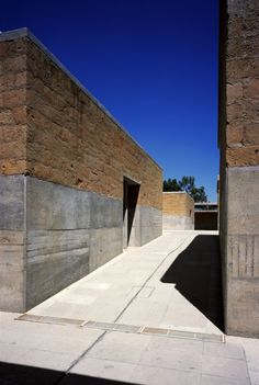 Center for the Blind and Visually Impaired / Taller de Arquitectura-Mauricio Rocha