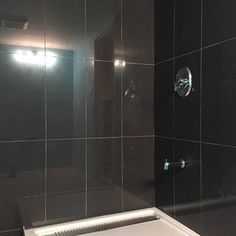 #indoorprojects #bathrooms #tile Tile job done in Markham area by our senior technician Vytas.