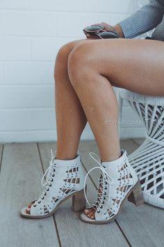 mollini shoes jayman - beige |