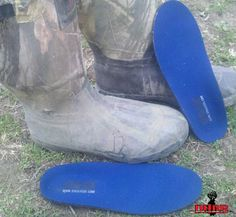 Check out our product review http://www.deerhuntingbigbucks.com/deer-hunting-product-reviews/steel-flex-puncture-resistant-insoles-review/