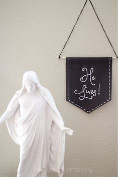 printable Easter banner from kiki and company. Love this for Easter!