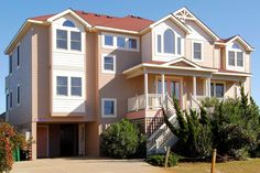 Ocean Hill~Outer Banks Rental~Corolla Classic Vacations