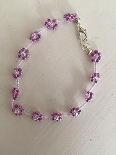 Flowers by BrittanysBeadsStore on Etsy