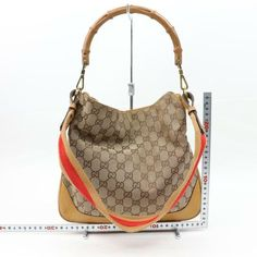 4c8c8809b5b396 Gucci Two-way Style Sarah Flip-top Style Mint Vintage Xl Hobo/Satchel