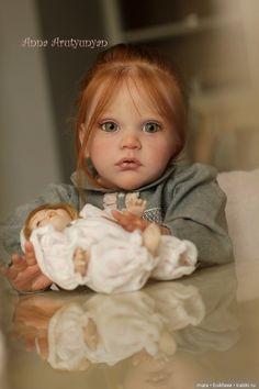 Волшебной красоты девочка реборн Mattia от Анны Арутюнян / Куклы Реборн: изготовление своими руками, фото, мастера / Бэйбики. Куклы фото. Одежда для кукол