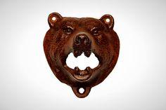 Wall Bear | 20 Bottle Openers