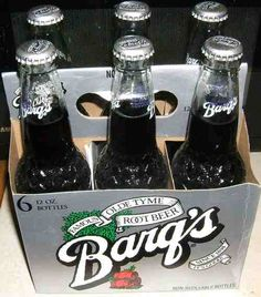 Barq's Root Beer/