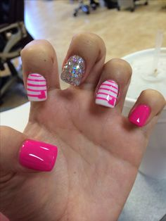 Birthday Nails!!!